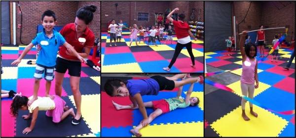 Fitnessworx School Holiday Workshops