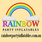 Rainbow Party Inflatables