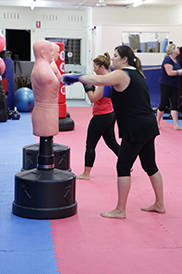 Bayside Ladies Kickboxing - East Bentleigh