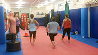 Bayside Ladies Kickboxing - East Bentleigh- Toning
