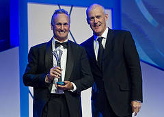 WINNER 2011 HOT SHOT AUSTRALIAN TENNIS AWARDS