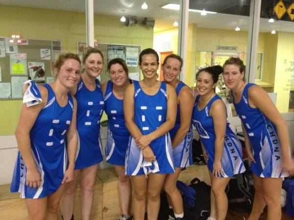 Cannon Hill Netball Association