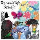 Oz Wildlife Studio Art Classes