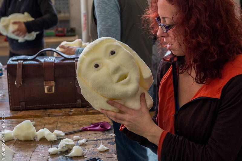 Puppet Maker Theresa O'Connor
