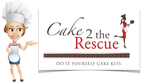 Cake 2 The Rescue - DIY Cake Kits