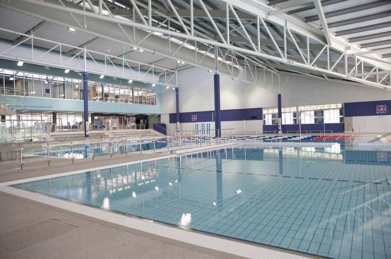 Aqualink Box Hill Indoor pool