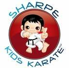 Sharpe kids karate
