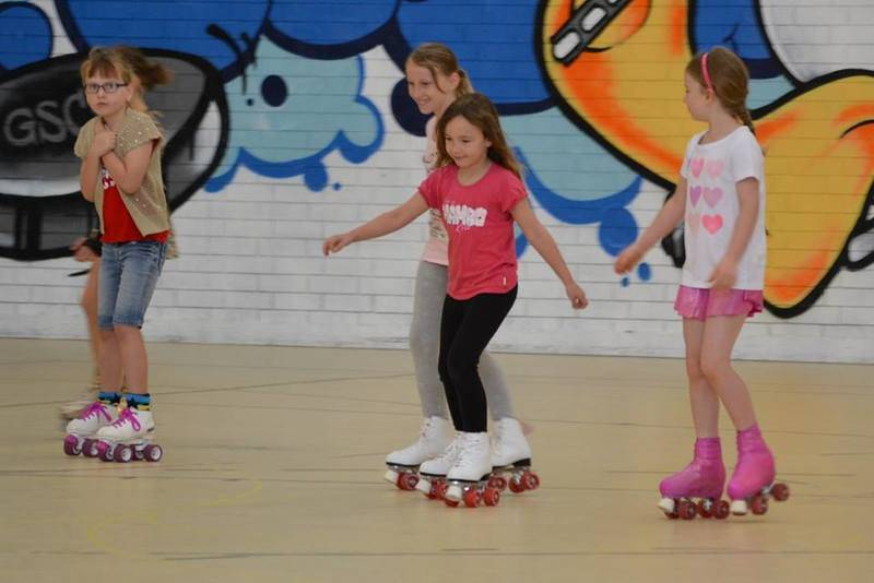 Participation/Recreation/Learn to Skate