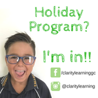 Clarity Learning Holiday Program