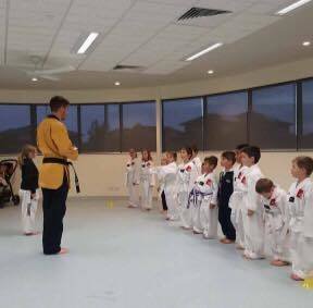 An exciting day of gradings!