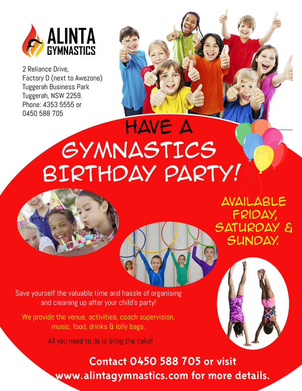 Best Kid's Birthday Parties!