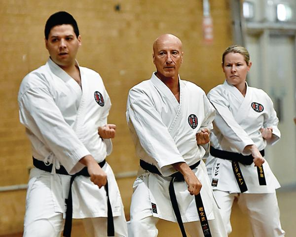 Free Trial Class! Harrison Karate Clubs _small
