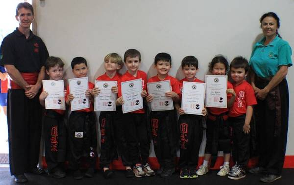 Trial offer: 3 classes for $19 Mudgeeraba Kung Fu Schools 3