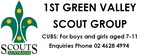 1st Green Valley Scouts