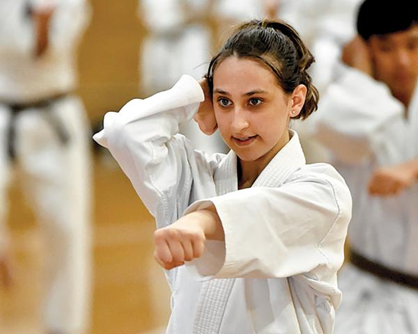 Free Trial Class! Cheltenham Karate Clubs _small