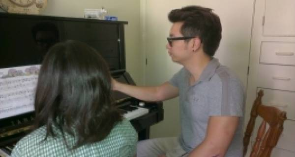 Piano Teacher Lincoln Pang