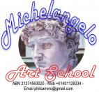 Michelangelo Art School - art classes -