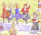 Scottish Highland Dancing