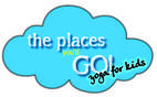 The Places You'll Go Yoga