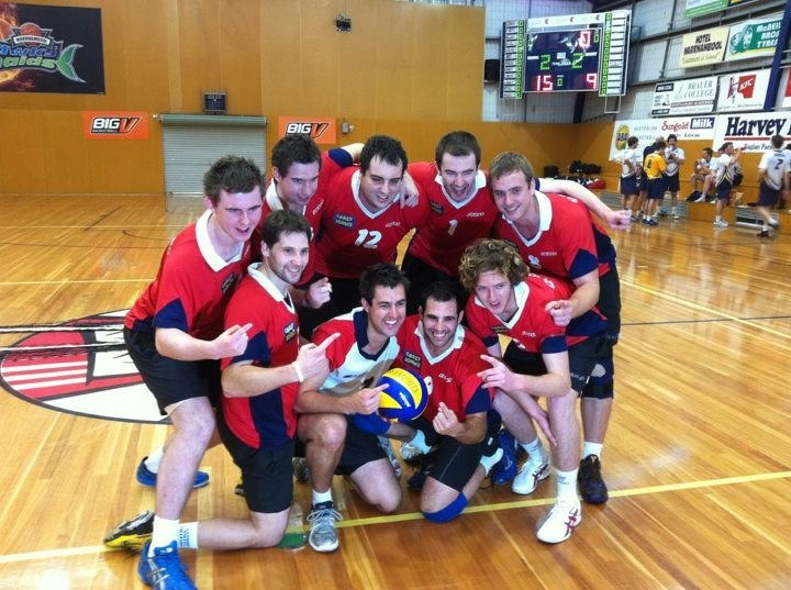 LV men's team 2012 Country Champions