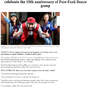 Pure Funk Celebrates turning 10!