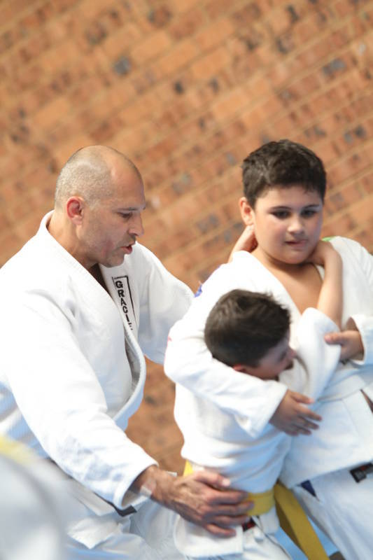 Kids Self Defence Program develops confidence.