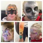 Pickaface face paint and SFX, sunshine coast